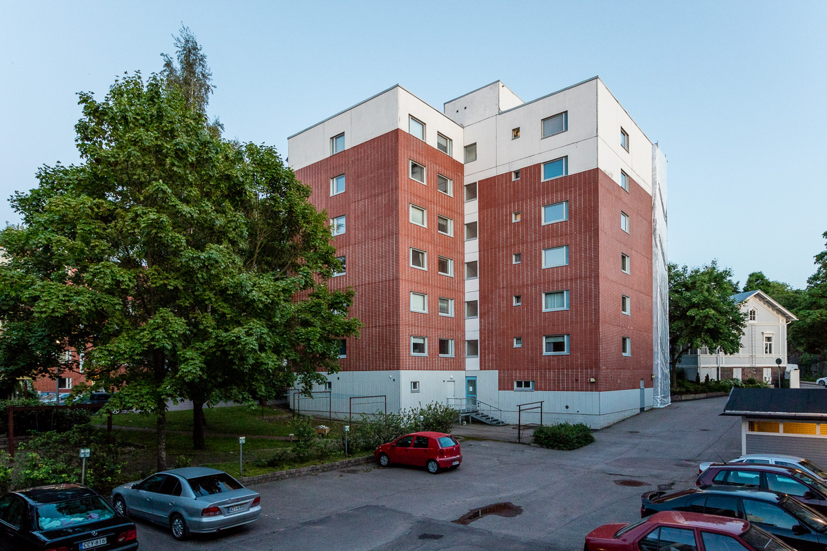 Kotkan Asunnot Ruotsinsalmenkatu 22 Kotka