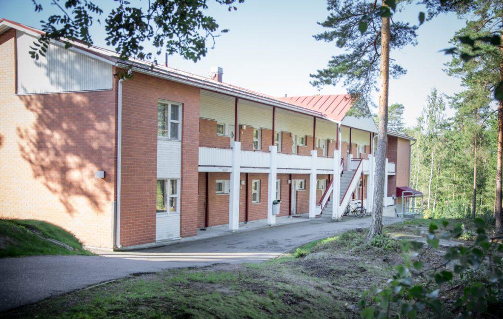 Kotkan Asunnot Pitkäkalliontie 9 Kotka